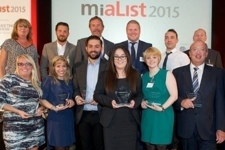 (5)QEII CHIEF EXECUTIVE MARK TAYLOR WINS MIALIST 2015 LEADERSHIP AWARD  (450x300)