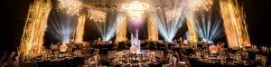 Creative Illumination Event in the Mountbatten