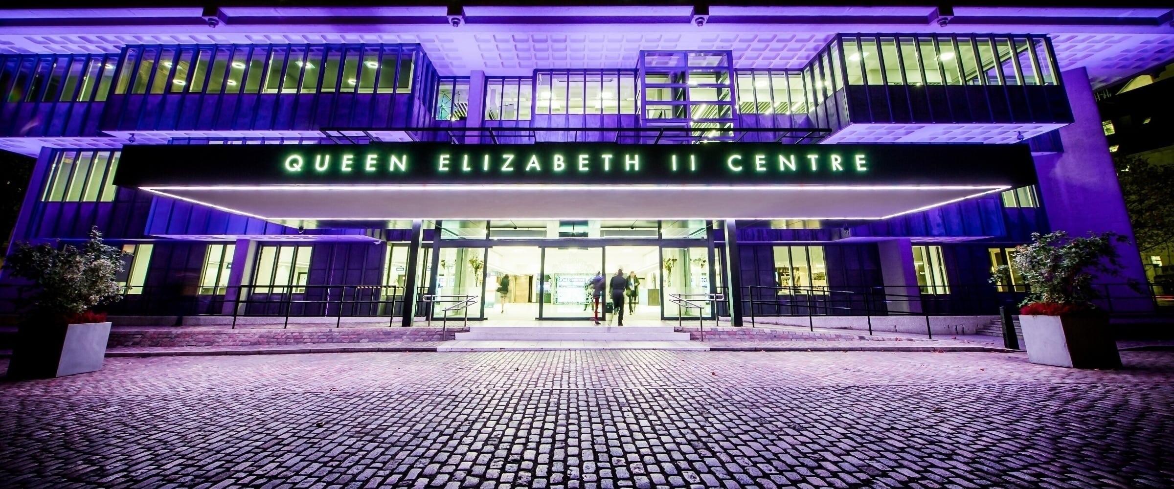 Exhibition Stand University : Qeii centre london