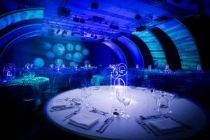 Mountbatten Creative Dinner set for 30th Birthday