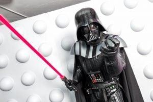 Darth Vader for 30th Birthday