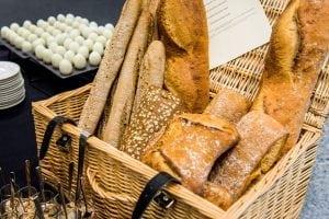QEII Taste Bread