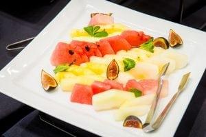 QEII Taste Fruit Plate