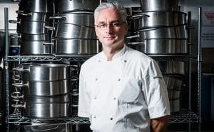 Jean Michel (Head Chef)