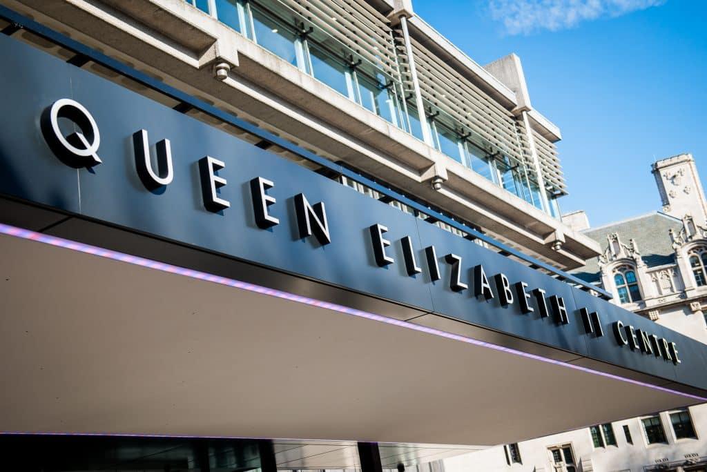 QEII Centre, london, venue