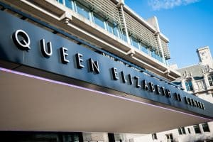 QEII Centre, london, venue