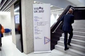Vision UK 2017: Shaping Futures