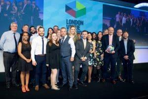 QEII wins London Venue Award