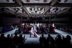 Natasha Zinko Fashion Show in the Churchill