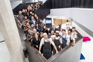 QEII Centre strengthens catering