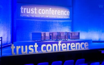 Trust Conference human rights event returns to QEII Centre