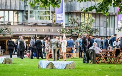 AIPC Apex Award celebrated at QEII summer garden party