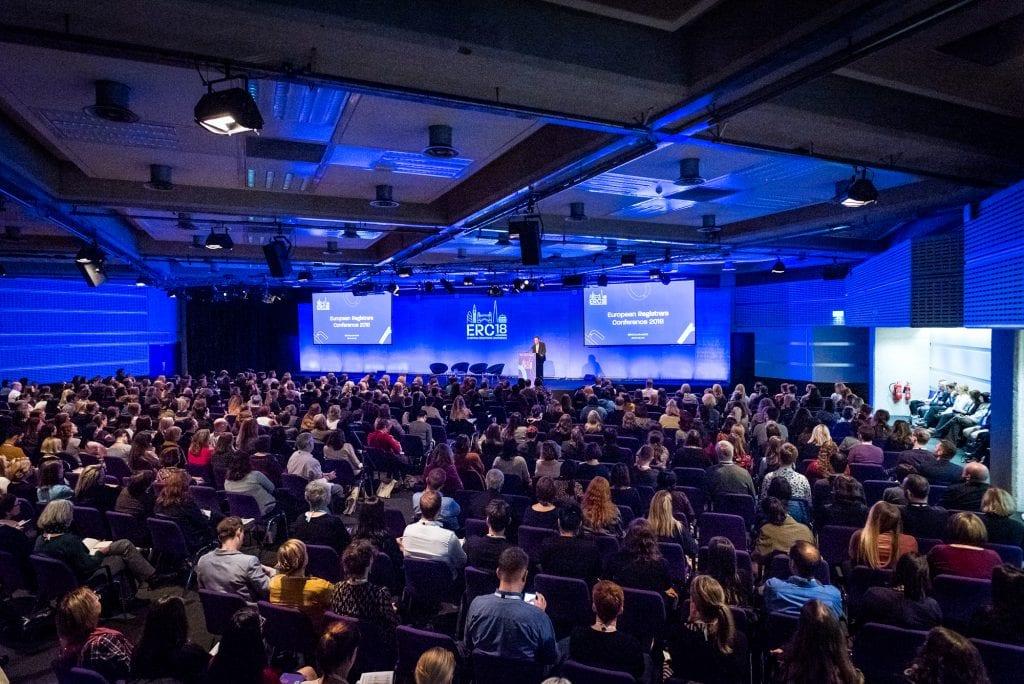 European Registrars Conference 2018