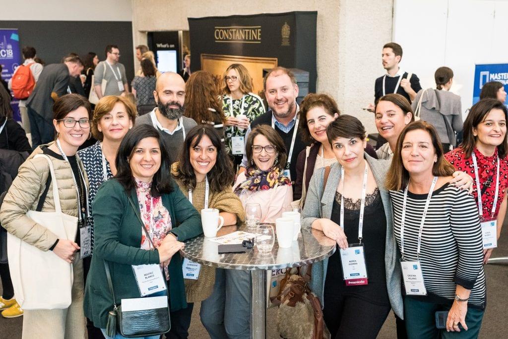 European Registrars Conference - Team Photo