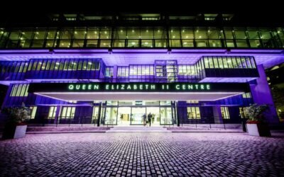 QEII Centre makes the shortlist for trio of prestigious awards